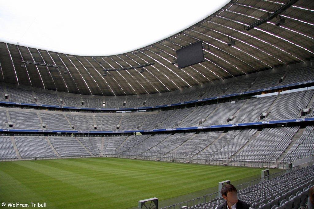 Stehplatz Allianz Arena