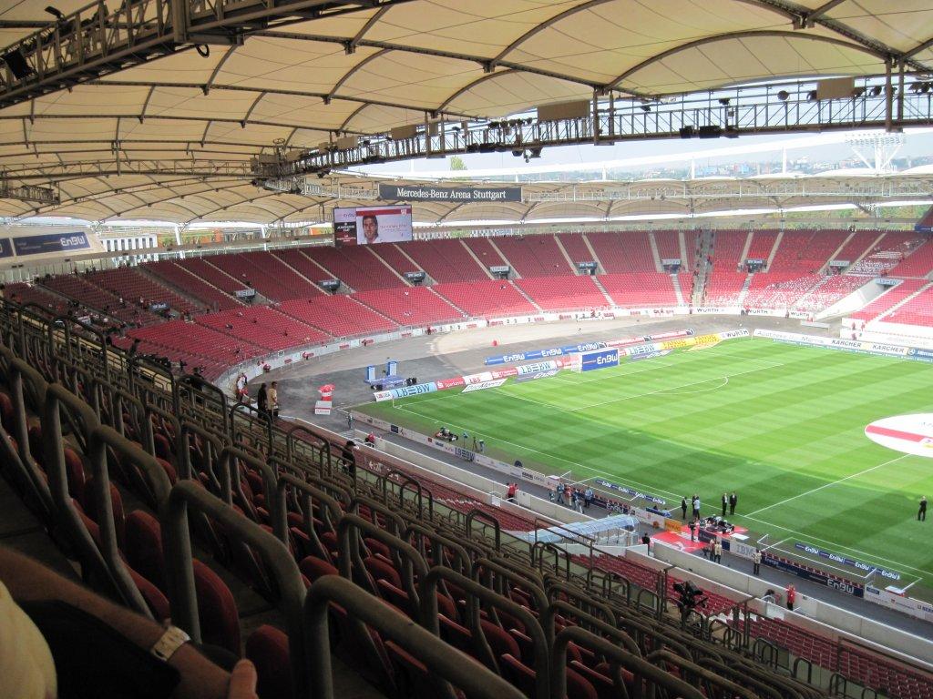 Vfb Stuttgart Stadion Plätze